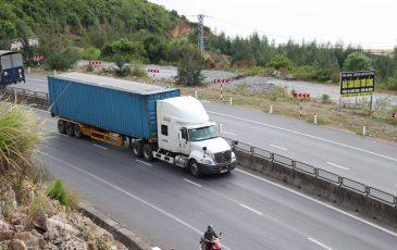 xe container á châu