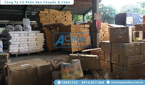 Vận chuyển hàng hóa Sài Gòn