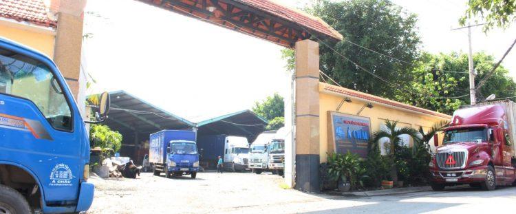 Công ty vận tải bắc nam Á Châu