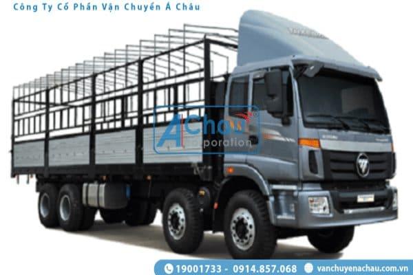 Kích thước xe tải lớn