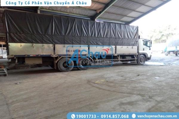 Vận chuyển hàng hóa bằng xe tải đường dài