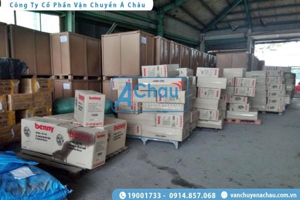 Chở hàng gia dụng đi Bắc Ninh
