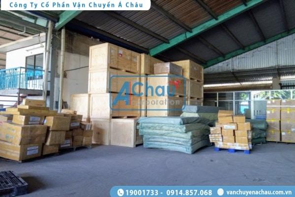 Chở hàng nguyên xe đi Bình Thuận