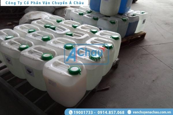 Vận chuyển hóa chất công nghiệp
