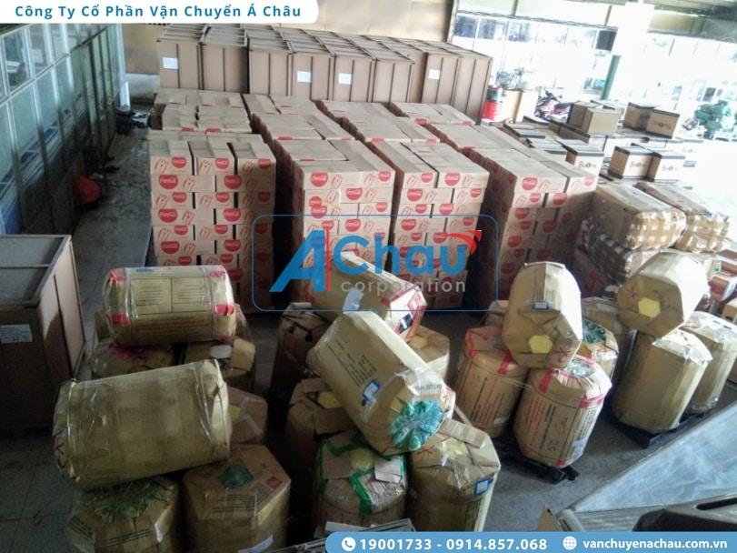 Hàng hóa vận chuyển Á Châu