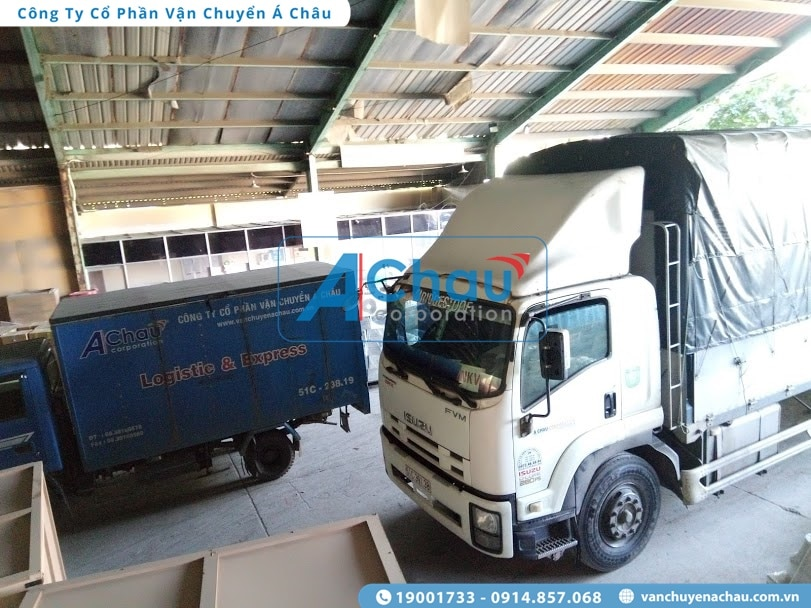 Vận chuyển hàng hóa Đà Nẵng đi Tp.HCM