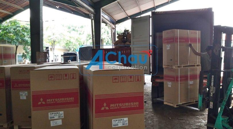 Vận chuyển hàng hóa Nha Trang đi Đà Nẵng