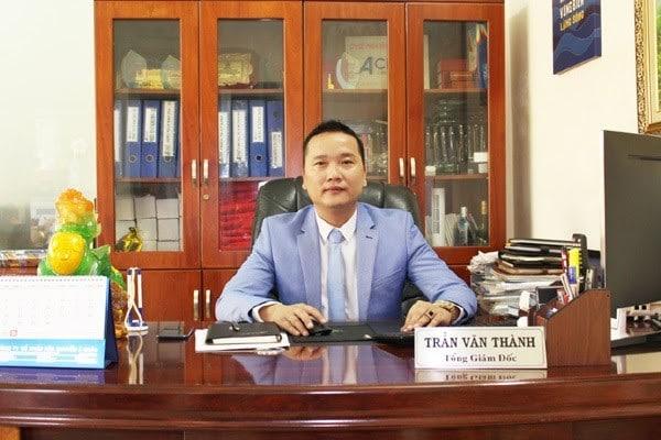 Tổng giám đốc trần văn thành