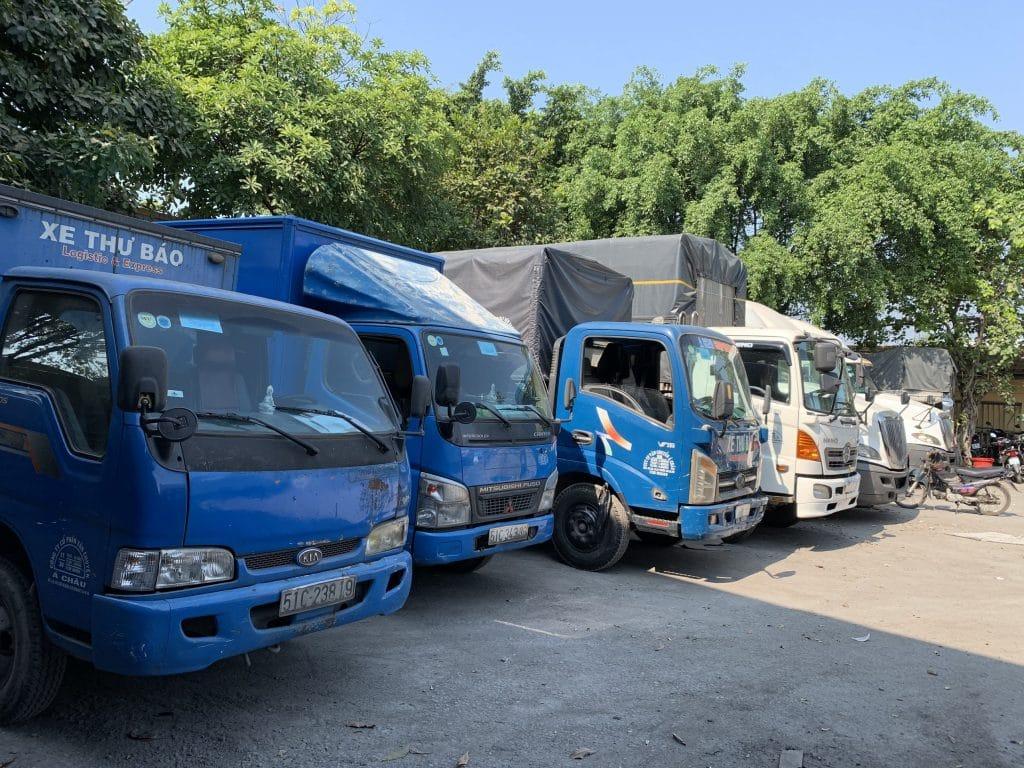 Xe tải Á Châu