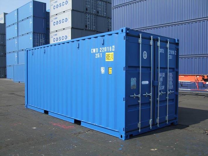 Container bách hóa thông dụng