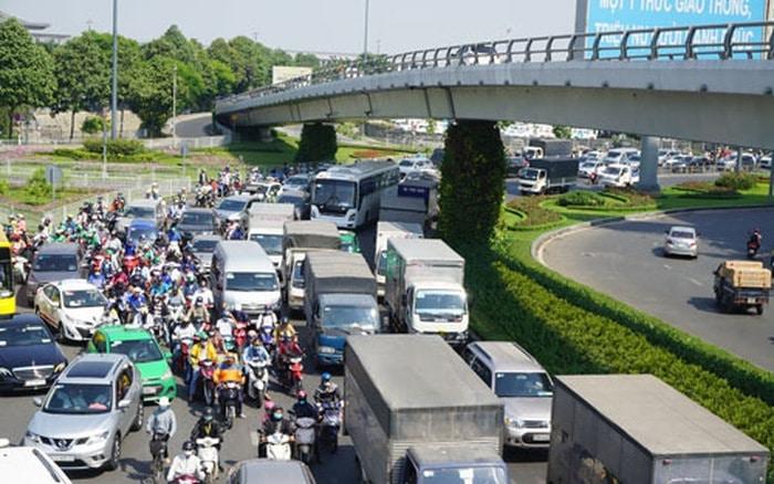 Quy định giờ cấm xe tải ra vào nội thành Tp.HCM